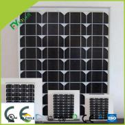 100w Mono  Solar Panel For Home Use  With TUV CEC Manufacturer