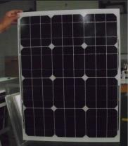 50w  Solar Panels For Home Use , 50w Mono  Solar P Manufacturer