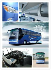 JK6128HD HOWO 12m 65 Seater City Bus Manufacturer