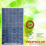 Solar Panel  Black  For Home Use  W Ith CE,TUV,UL Manufacturer