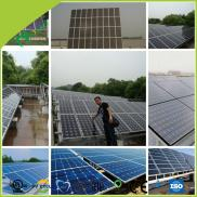 Solar Panels  300w,  Solar  System  For Home Usin Manufacturer