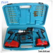 18V 2-peed Li-ion Cordless Drill,  Power Tool  Manufacturer