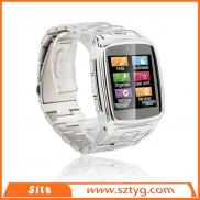 2014 New Products Bluetooth Smart  Watch Phone  Manufacturer