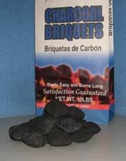 Charcoal Briquets For BBQ Manufacturer