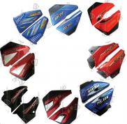 Hot Sale Plastic Motorcycle Side Covers Manufacturer
