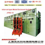 Metal  Enclosed  Switchgear In  Power  Distributio Manufacturer