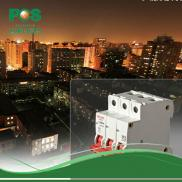 PSS Low Voltage  Electric  Breaker Mcb  Switch  Manufacturer