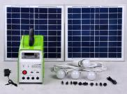 20W Home Light  Solar System  Built-in MP3 Radio   Manufacturer