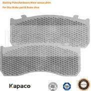 Rear Brakes Backing Plate For Heavy Duty Brake Pad Manufacturer