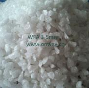 White Fused Alumina--refractory Size 3-5mm Manufacturer