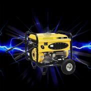 2kw Single Phase Gasoline Generator 4 Stroke Air-C Manufacturer