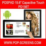 "15""  Touch Screen Tablet  PC POSPAD PD156T Manufacturer"