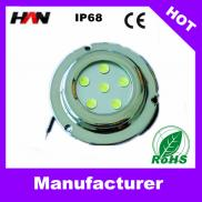 2014 New Style Stainless Steel Led Underwater Fish Manufacturer