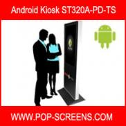 Android Industrial  Panel PC  Kiosk 32