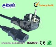 High Quality Computer Power Cable With High Perfor Manufacturer