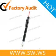 3 In 1 Fibermesh Capacitive  Touch  Screen Stylus  Manufacturer
