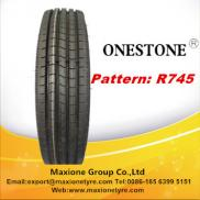 China Good Quality And All Steel Radial Truck Tyre Manufacturer