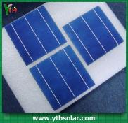 Solar Cell  Price Multi- crystalline Silicon Sola Manufacturer