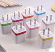 2-Port Dual USB AC Wall  Charger  For IPhone IPod  Manufacturer