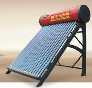 2014  Hot  Sell Non-pressure Vacuum Tube  Solar Wa Manufacturer