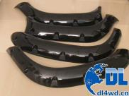 Abs Fender Flares For Toyota Hilux Wheel Arches Manufacturer