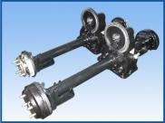 Axle Of Electric Car And Truck Axle Manufacturer