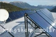 High Quality  Solar Heat  Pipe Collectors For Hous Manufacturer