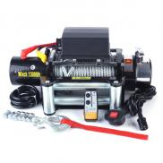 Light Duty 13000lb  Electric Winch  12v Manufacturer