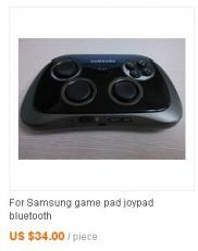 Multi Media Bluetooth Gamepad For Samsung Android Manufacturer