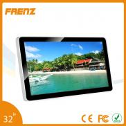 Wall Mounted  LCD  Digital  Advertising Player  Manufacturer