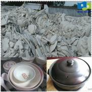 Washed Ball Clay With Super Whiteness For Ceramic  Manufacturer