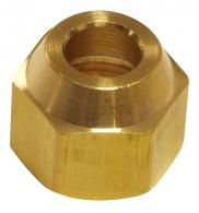 Brass Fitting Short Nut Used In Refrigerator Manufacturer
