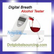 Car Driver Personal LCD Digital Alcohol Level Cont Manufacturer