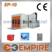 China Manufacturer Alibaba CE Approved Spray Booth Manufacturer
