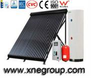 Closed Loop Evacuated Tube  Solar  Collector  Hot  Manufacturer