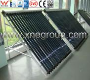 Evacuated Tube  Heat Pipe Solar Collector  Chinese Manufacturer
