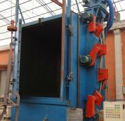Hook Type Shotblasting Equipment Shot Blasting Cle Manufacturer
