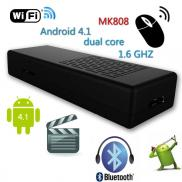 Hot Sale! Android4.1 Tv Dongle Dual Core Tv Box Mk Manufacturer