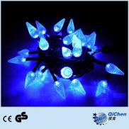 LED Christmas Light  Of Blue Color For Decoration Manufacturer