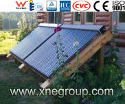 Pressurized  Heat Pipe Heating Solar Collector  Manufacturer