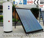 Pressurized  Heat  Pipe Split  Solar Water  Heater Manufacturer
