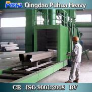 Q69 Steel Wheel Blasting Machine Shot Blasting Cle Manufacturer