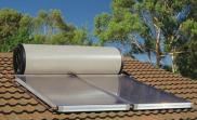 Roof  Installed Flat Plate Panel  Solar Water Hea Manufacturer