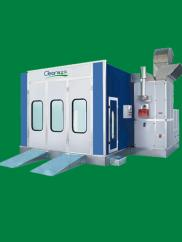 Safe Auto Paint Booth HX-600 With Factory Price An Manufacturer