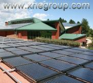 Solar Collector Flat  Plate With Germany Absorber Manufacturer
