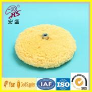 100% Best Quality Double-sided Wool Polishing Pads Manufacturer