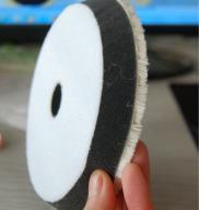 3 M Car Polish , Foam + Wool + Velcro Backing Poli Manufacturer