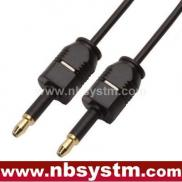 6ft Digital Fiber  Optic Cable  Toslink  Audio Cab Manufacturer