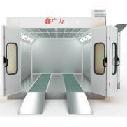 BZB1000-OI Oil Buring Spray Booth Manufacturer