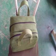 Canvas  Bag  For Bank Manufacturer
